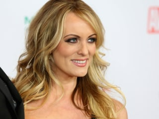 Stormy Daniels: Trump 'is a man who has gotten in over his head'