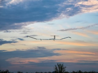 High-flying pseudo-satellite drone sets new endurance record