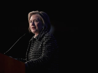 Hillary Clinton steps back into the fray to fundraise for Democrats this fall