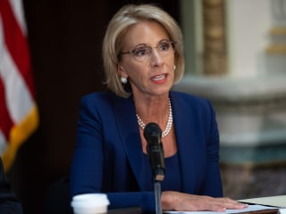 DeVos proposes changes to campus sex misconduct rules