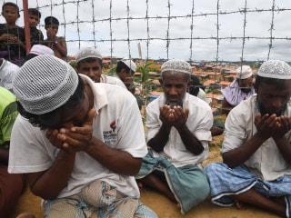 U.N. says Facebook 'slow' to respond to Myanmar 'genocide' against Rohingya
