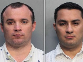 Two priests arrested for sex acts in car in Miami Beach