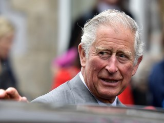 Prince Charles just got an electric car — and it's not a Tesla
