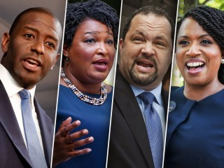 Black, progressive, insurgent: Is this the future of the Democratic Party?