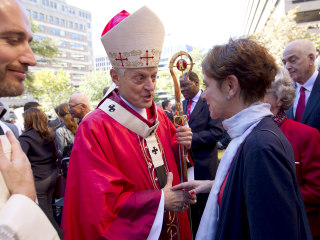 Cardinal Wuerl clings to power in D.C. weeks after stinging grand jury report on abuse