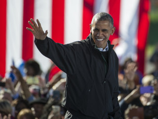 Obama won't hold 'punches' as he kicks off midterm campaign push