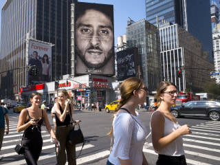 With Nike, Kaepernick now more a political figure than athlete
