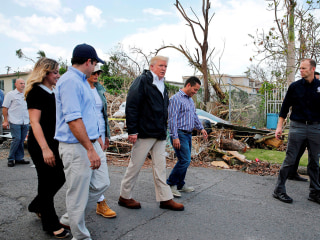 Trump says 3,000 did not die in Puerto Rico hurricane, claims Democrats manipulated numbers