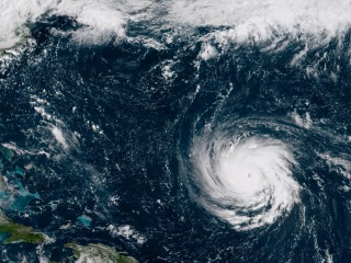 Hurricane Florence raises questions about link between climate change, severe storms