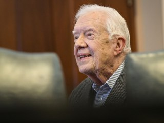 Jimmy Carter warns Democrats: Don't veer too far left, scare off moderates