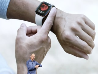 The new Apple Watch has a heart monitor and the FDA approves