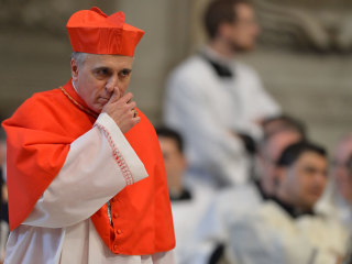 Vatican OKs sexual harassment probe of U.S. Bishop Michael Bransfield