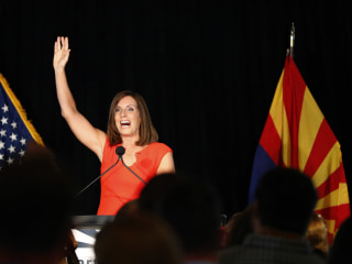 First Read's Morning Clips: McSally lobs 'treason' charge in AZ-SEN debate
