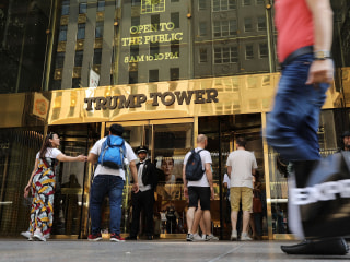 New Jersey man arrested for threatening to blow up Trump Tower on Instagram