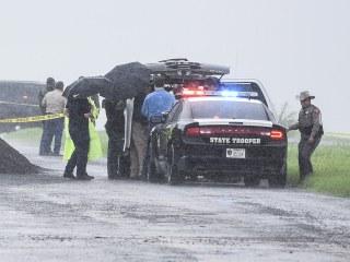 Border Patrol agent suspected in Texas serial murder case