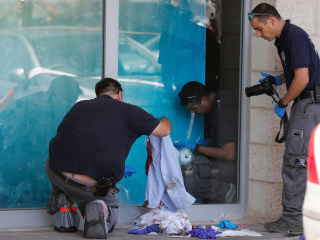 American-Israeli man stabbed to death in West Bank
