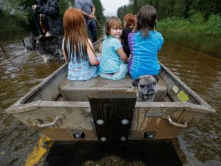 Hurricane Florence slams Carolinas