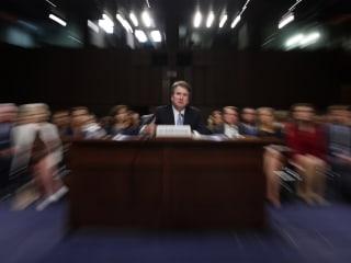 Can the FBI investigate the allegation against Brett Kavanaugh?