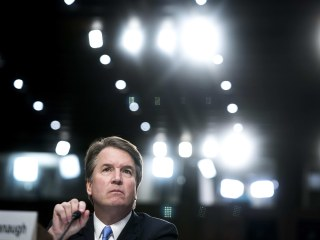 Brett Kavanaugh's TV interview was extraordinary. So was the platform he chose.