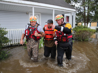 Hurricane Florence brings familiar tragedy to a beleaguered Carolina community still cleaning up from Matthew