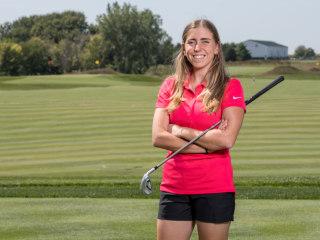 Mother of murdered Iowa State star golfer Celia Barquín Arozamena marvels at daughter's 'bad luck'