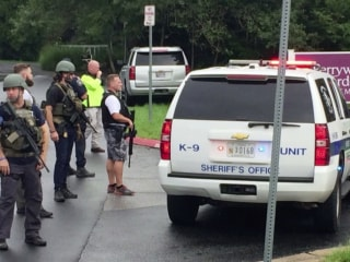 Aberdeen, Maryland shooting: Three dead after woman opens fire at Rite Aid facility