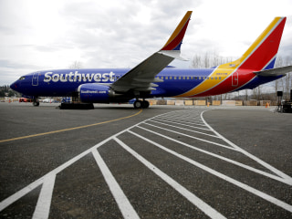 Former Southwest employee's lawsuit claims coworkers had 'whites-only' break room at Houston airport