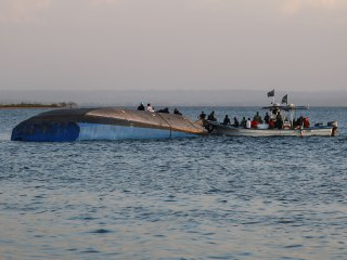 Survivor found as death toll hits 167 in Tanzania ferry disaster