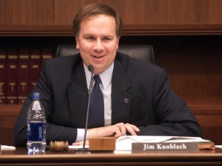 Minnesota Rep. Jim Knoblach ends campaign amid daughter's allegations of inappropriate touching