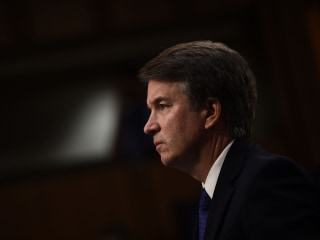 Second woman alleges sexual misconduct by Kavanaugh, this time in college