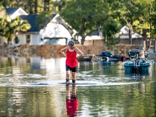 After Florence, South Carolinians brace for record flooding