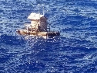 Teen survives 49 days adrift in Pacific, is rescued off Guam