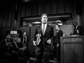 No-win situation for Senate Republicans imperils Kavanaugh