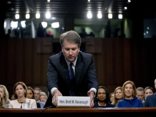 Courtroom lessons: Christine Blasey Ford faces disadvantages at Kavanaugh hearing