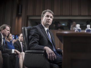 Kavanaugh: 'I will not be intimidated into withdrawing'
