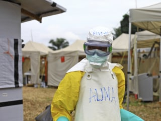 'Perfect storm' of conflict threatens Ebola fight in Congo