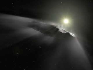 Comets and asteroids may be spreading life across the galaxy