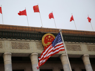 Justice Department charges Chinese national with aiding in espionage