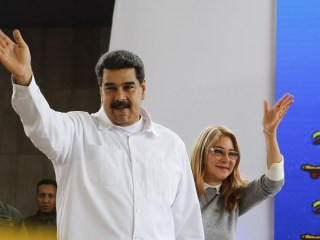 Maduro brands Trump a 'coward' after first lady is hit with sanctions