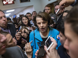 Top senators seek leniency for ex-staffer who lied to FBI