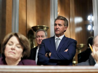 Sen. Jeff Flake says he took a stand to save a broken Senate