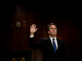 How a Kavanaugh Senate vote could play out this week
