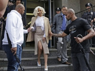 Cardi B faces charges in connection with assault at New York City strip club