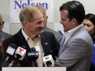 Puerto Rico Gov. Ricardo Rosselló endorses Florida Democrats Nelson, Gillum