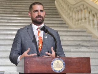 The 0.1 Percent: 'Gayborhood' lawmaker Brian Sims perfects the political counterpunch