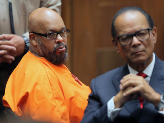 Suge Knight sentenced to 28 years behind bars for fatal hit-and-run