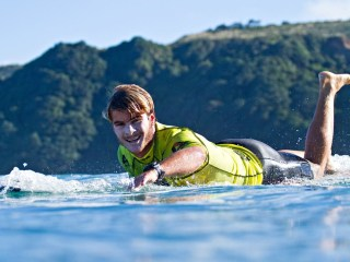 How to stay calm under pressure, according to an Ultimate Waterman