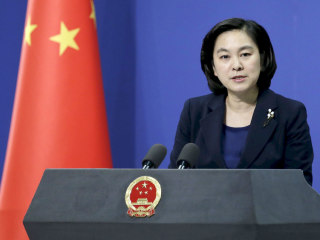 China slams Mike Pence election meddling accusations as 'ridiculous'