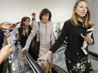 Collins, Manchin to vote 'yes' on Kavanaugh, virtually ensuring his confirmation