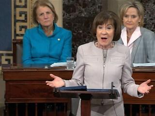 Read Sen. Susan Collins' full speech in support of Kavanaugh